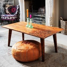 Dahlia Coffee Table - OVER 50% OFF - View All Sale - The G&G Outlet - Outlet