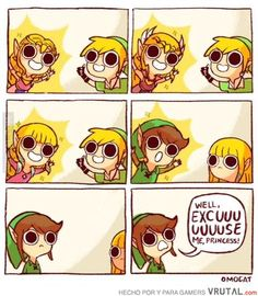"""11 Lovely Comics About the Legend of Zelda - Funny memes that """"GET IT"""" and want you to too. Get the latest funniest memes and keep up what is going on in the meme-o-sphere. The Legend Of Zelda, Legend Of Zelda Memes, Legend Of Zelda Breath, Zelda Twilight Princess, Video Games Funny, Funny Games, Fanart, Link Zelda, Game Character"""