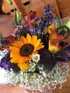 Detail brides bouquet 8-3