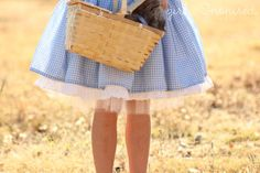 Dorothy Dress Tutorial - girl. Inspired.