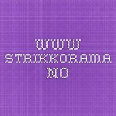 www.strikkorama.no
