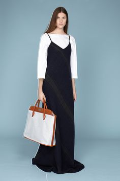 The Row Resort 2014 Collection Slideshow on Style.com