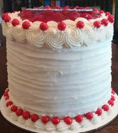 Too Tall Black Forest Cake