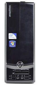 eMachines EL1850-UR12P Desktop PC - Intel Pentium E5800 3.2GHz, 2GB DDR3, 320GB