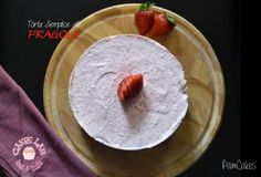 Pamcakes: TORTA SEMPLICE ALLE FRAGOLE PER IL CAKES LAB