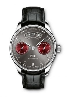 IWC sponsors Tribeca Film Festival 2016 for fourth year in a row and will auction IWC TFF 2016 Portugieser Annual Calendar limited edition. Iwc Watches, Watches For Men, Wrist Watches, Watch The Originals, Tribeca Film Festival, Latest Watches, Limited Edition Watches, Rolex Oyster Perpetual, Watch Model