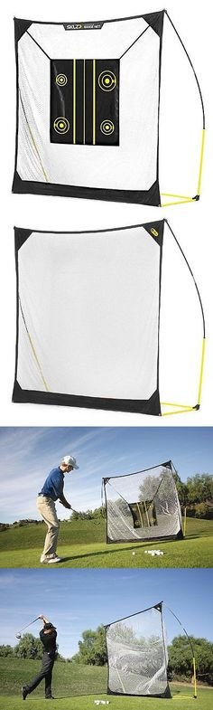 Swing Trainers 83037: Sklz Quickster 6 X6 Golf Net With Target...New -> BUY IT NOW ONLY: $89.36 on eBay!