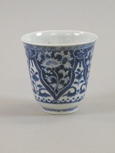 JP: Cup - China late 17th early 18th C. Qing dynasty