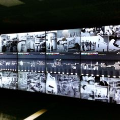 Interactive Timeline Wall spanning 60 years of content | NBK History Museum by Artobrand | Kuwait