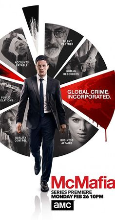 """Watch Alert: AMC's Global Crime Thriller """"McMafia"""" is back with more episodes tonight Event Poster Design, Creative Poster Design, Creative Posters, Graphic Design Posters, Graphic Design Inspiration, Fond Design, Cover Design, Ui Ux Design, Posters Conception Graphique"""