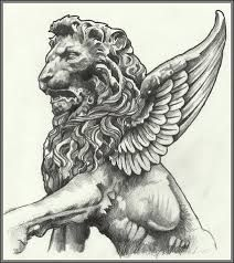 Winged Lion - Google Search