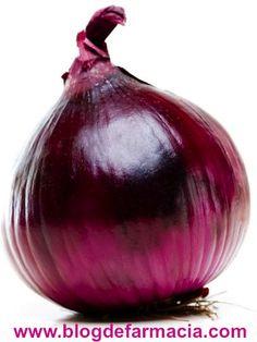 Propiedades medicinales de la cebolla morada - Blog de Farmacia