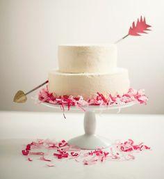DIY Valentine Cake
