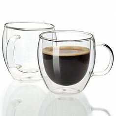 10 Best Top 10 Best Glass Coffee Mugs In 2018 Reviews Images Glass