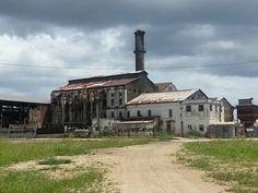 Central Coloso, Aguada