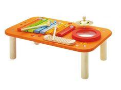 Tavolo musicale in legno Sevi: musica maestro! | Famideal.it