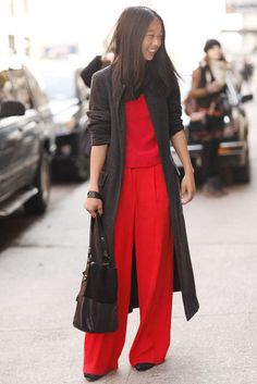New York Fashion Week Street Style — Fall 2012 Edition