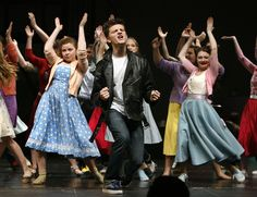 All Shook Up - kids just got done performing this, fun play!