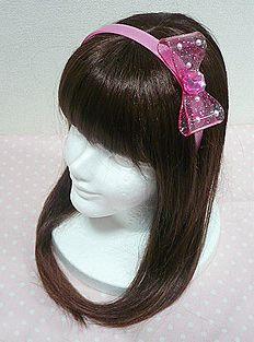 Angelic Pretty / Headwear / Aurora Ribbon Headband