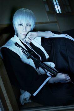 Gin, Bleach | Tsukimaru - WorldCosplay fangirl squel