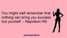 #Success Quote #NapoleonHill