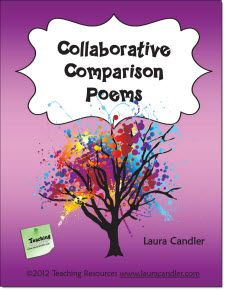 Free Collaborative Classroom Poems from Laura Candler's online file cabinet - complete directions and a sample poem included