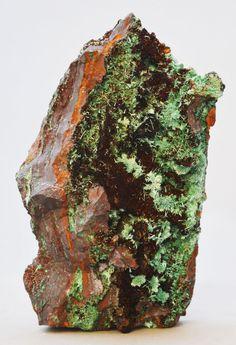 Beautiful Green Brochantite Specimen Ojuela Mine Mapimi Durango Mexico