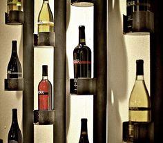 Escala de vinos.