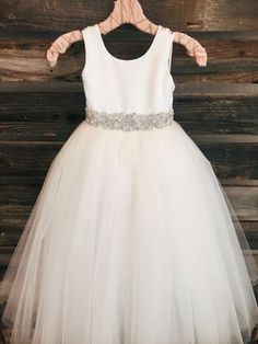 604be48e3 Amalee Flower Girls Bridal Belts, Flower Girls, Flower Girl Dresses,  Couture Bridal,