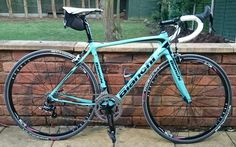 It was a long time coming, my Bianchi Intenso