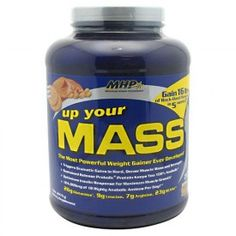 MHP Up Your Mass Peanut Butter Cookie 5 lbs (2270 g)