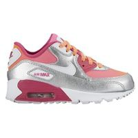 huge discount 19921 98132 Nike Air Max 90 - Girls  Preschool - Bright Citrus Pink Pow Vivid