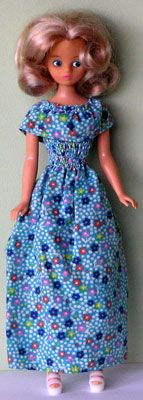 I had this Mary Quant Daisy doll and the brunette version.