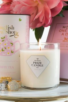 It's like a Cracker Jack box, except you can't eat the candle. What Prize Will You Uncover? | Prize Candle