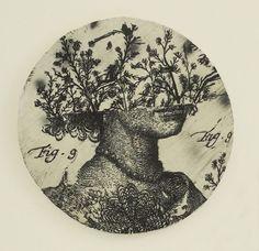 eather Shimmen Lost II Linocut on felt Edition of 10 52 cm diameter Art History Lessons, Printmaking, Nativity, Artsy, Fancy, Gallery, Drawings, Prints, Painting