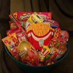Buy directly from the world's most awesome indie brands. Kids Gift Baskets, Themed Gift Baskets, Easter Baskets, Small Gifts, Gifts For Kids, Cookie Swirl C, Volunteer Gifts, Indoor Activities For Kids, Circus Birthday