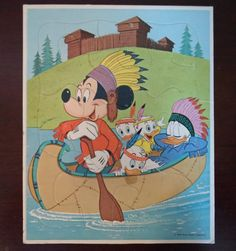 vintage 1965 Walt Disney toy Mickey Mouse by alsredesignvintage, $12.00