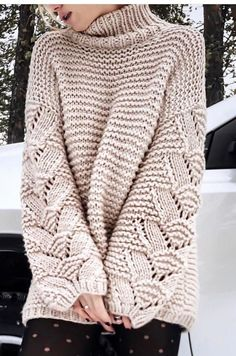 photo Вязание спицамиRavelry: Project Gallery for patterns from Heartfelt - The Dark House CollectionBaby - free knitting patterns and crochet patterns by D. Knitwear Fashion, Knit Fashion, Fashion Outfits, Fashion Fashion, Mode Crochet, Knit Crochet, Tricot D'art, Baby Knitting, Vogue Knitting