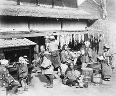 Views of Japan, 1860s by Felice A. Beato