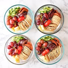Quick Healthy Lunch, Healthy Lunches For Work, Clean Lunches, Clean Eating Snacks, Healthy Snacks For Adults, Work Lunches, School Lunches, Healthy Recipes, Healthy Cooking