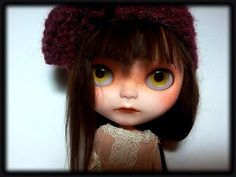 Taradolls Margot Blythe Custom Doll Art Ooak Alpaca Reroot Fbl Licca Body Nude
