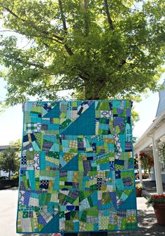A Quilter's Table: Regatta