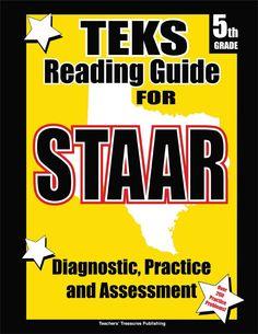 5th Grade STAAR Reading Test Prep