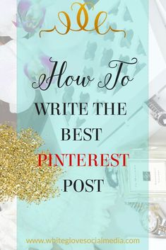 How can you write the best Pinterest blog post to boost your engagement? Use this checklist to help you master one of the basics of Pinterest success… bloggi Pinterest Businesses Pinterest Tips and Pinterest Marketing Social Media Marketing MaritimeVintage.com #Pinterest #marketing #SocialMedia