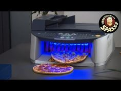 Pizza 3D Drucker