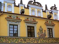 Poland  Zamość windows