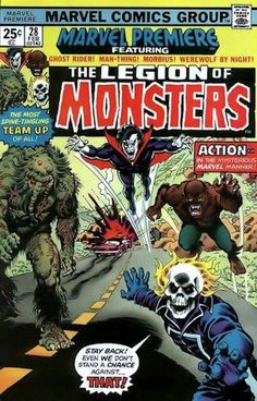 Seventies  Marvel
