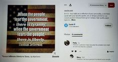 """This is just a couple of posts from two random netizens on Pinterest. What we are interested in is the exchange between """"Patty"""" and """"Mary."""" Specifically, we are interested in the argument produced by Mary. Logic And Critical Thinking, Custom Posters, Favorite Quotes, Reflection, Politics, Mary, Facts, Couple, Let It Be"""