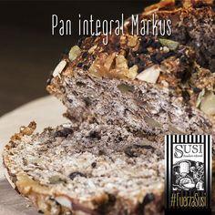 Conoce nuestro nuevo #PanMarkus, un pan integral alto en fibra, con nueces, almendras y semillas como chía y linaza, una combinación perfecta de ingredientes saludables que #SusiPanaderíaArtesanal tiene para ti. #FuerzaSusi #EstiloDeVidaSaludable #SnackSaludable #Susi #Granola #Cereal #Oats #Pan #Bread #Brot #Panadería #ComidaSaludable #Cereales #FrutosSecos #Yummy #Delicious #Tasty #TradiciónAlemana #SinAditivos #Delicioso #Sano #Natural #HealthyFood #NutriciónCreativa