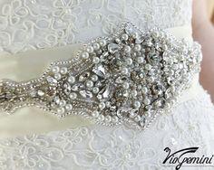 http://www.allysonjames.net/item_9357/Crystal-Applique-Belt-WCustom-Color-Ribbon.htm